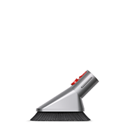 Soft dusting brush