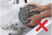 No dirty filters to wash or replace